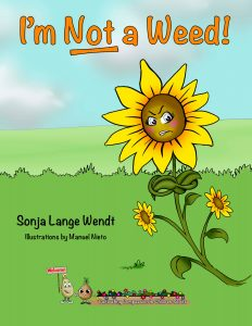 I'm NOT A Weed Book