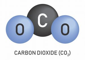 CO2 diagram